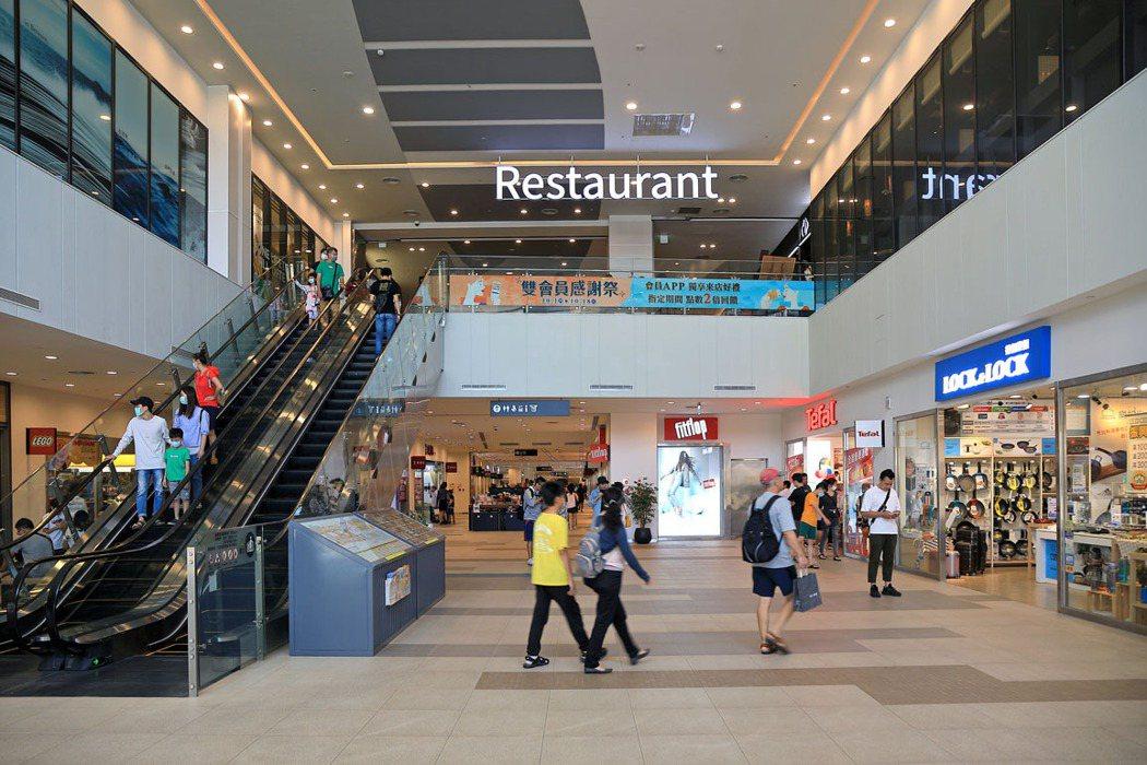以台中港三井OUTLET一、二期為消費娛樂核心所擴展出的海線造鎮聚落,以房價低基...