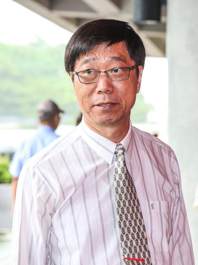 前調查局航業處長彭嘉慶。圖/資料照