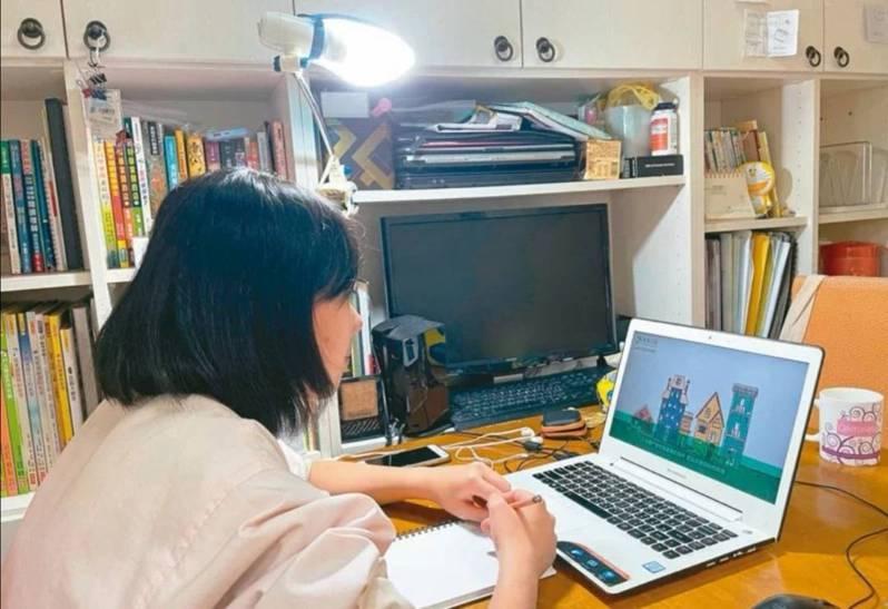 疫情下的暑假孩子整天待在家,家長們最想知道如何趁停課不停學期間,培養孩子的自主學習能力。圖/聯合報系資料照片