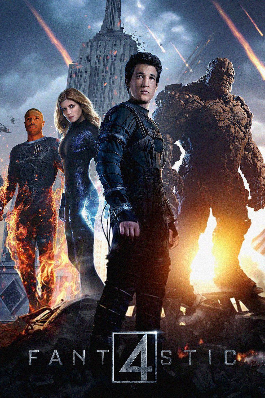2015年版的「驚奇4超人」既不叫好也不叫座。圖/摘自imdb