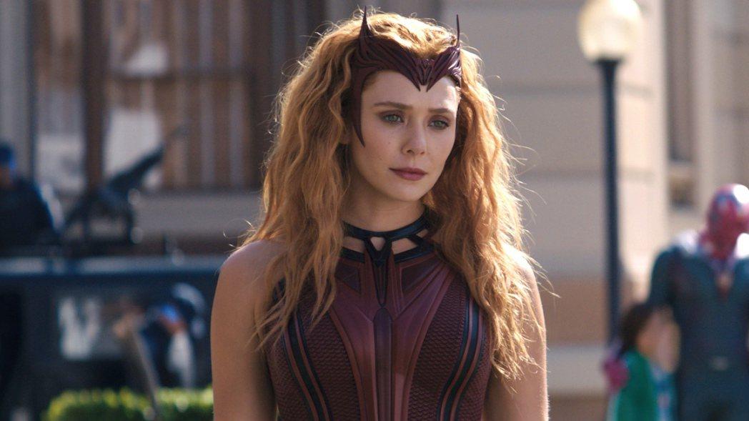 伊莉莎白歐森還要在漫威新片中扮演緋紅女巫。圖/摘自imdb
