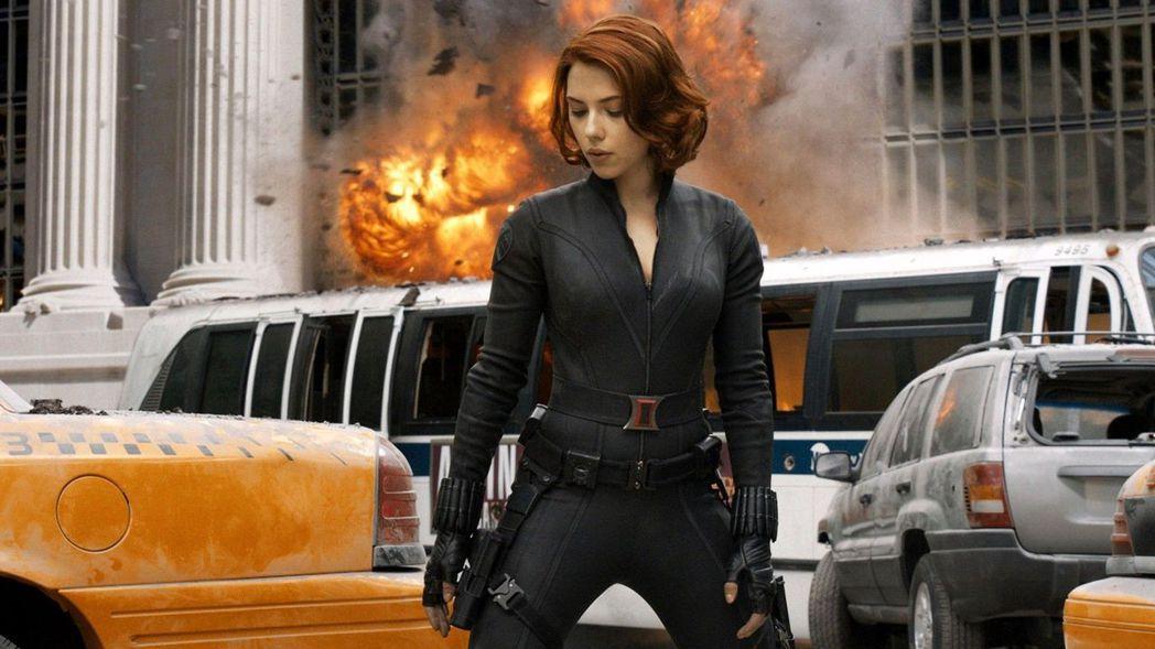 思嘉莉約翰森控訴迪士尼違約,引起軒然大波。圖/摘自imdb