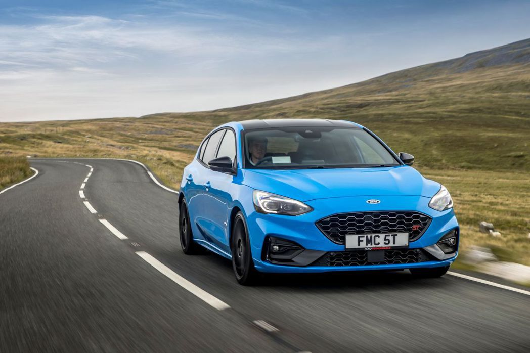 Ford Focus ST Edition。 圖/Ford提供
