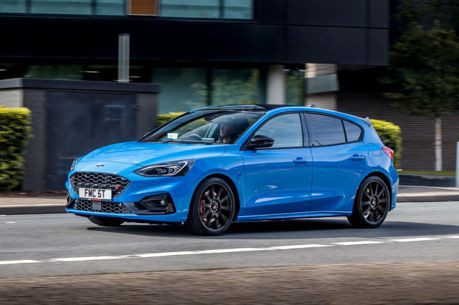 滿足少了RS的缺憾 Ford Focus ST Edition將於歐洲市場登場