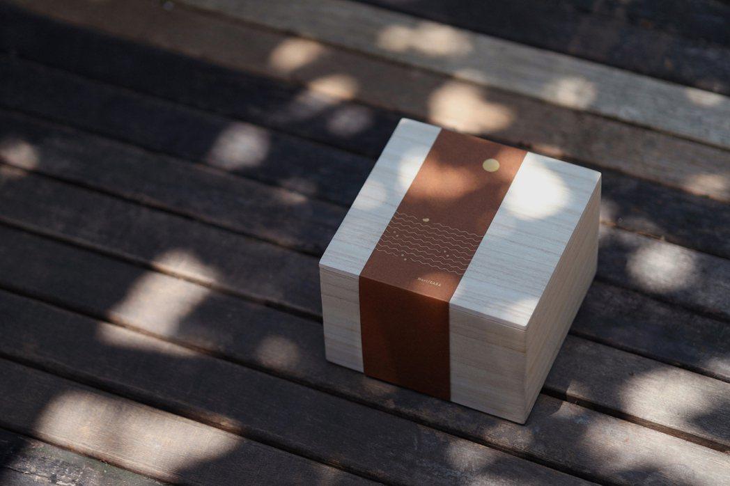 森/CASA推出「月飛.中秋限量盒」。圖/森/CASA提供