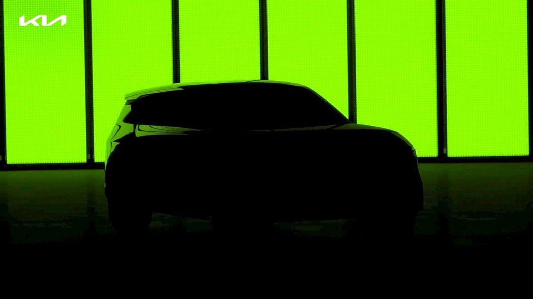 Kia EV6亮相之後,Kia還預計推出另外兩款全新純電休旅。 摘自Kia
