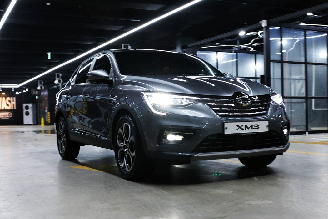 雷諾三星Renault Samsung Motors預期未來將改名為「Renau...