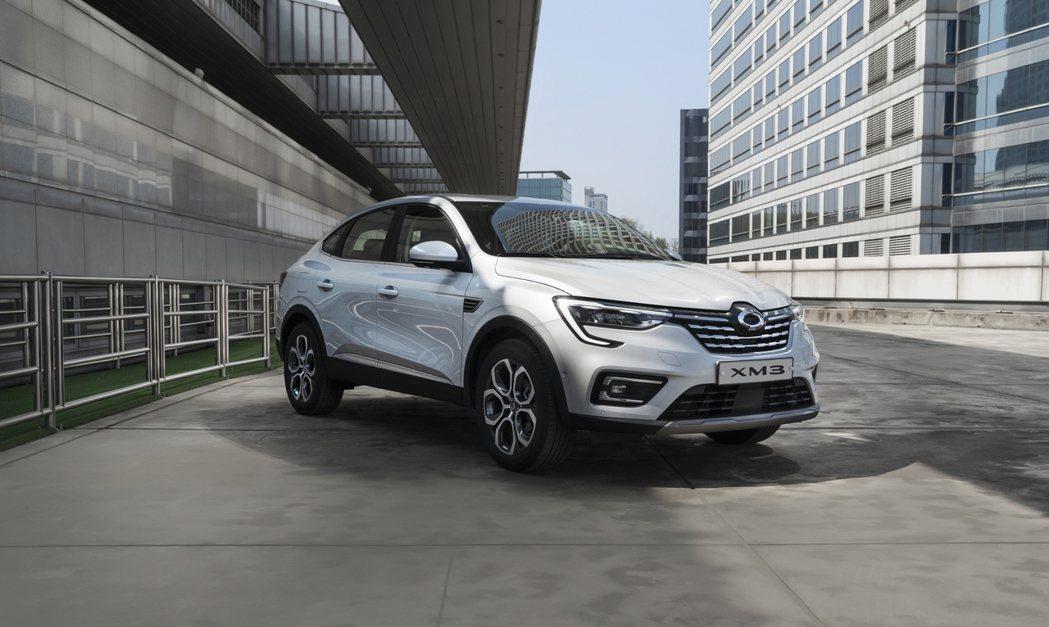雷諾三星Renault Samsung Motors (르노삼성) 未來將因三...