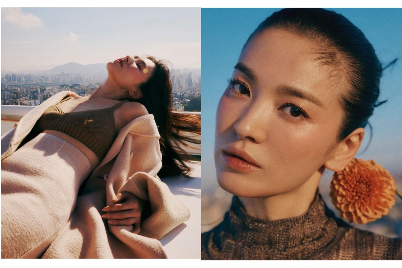 日前登上韓版《VOGUE》的宋慧喬,再度釋出新一批的內頁照片,絕美側顏大特寫讓粉絲驚呼,「我的天哪,還讓不讓我們活呀!太絕了。」而這也是她第五次登上韓版《VOGUE》,其中有兩次是金九的大熱月份,是...