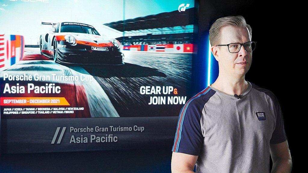 台灣保時捷總裁Mathias Busse表示:「Porsche Gran Tur...