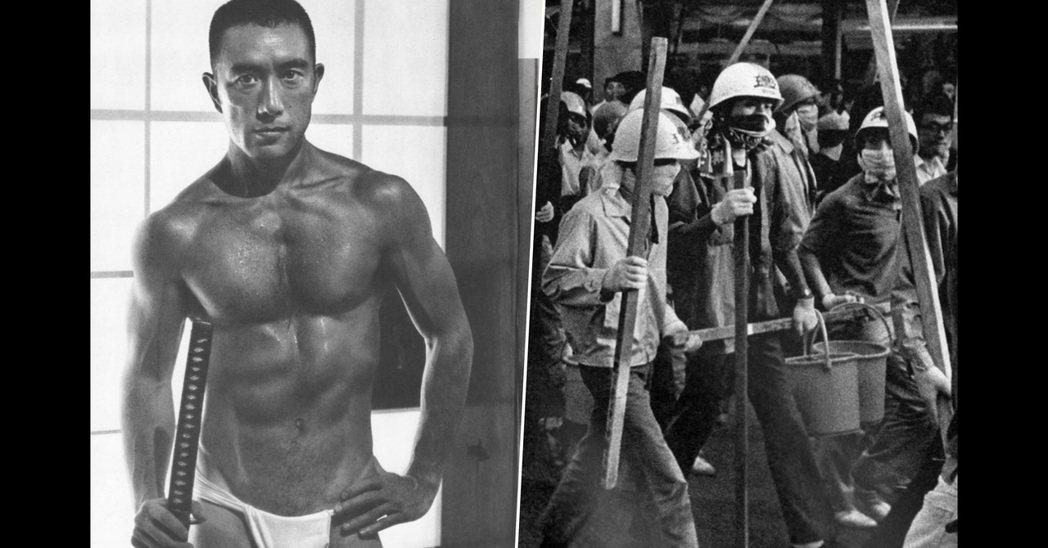 「作為日本人而生、作為日本人而死,這就是我的理想。」1969年5月13日,三島由...