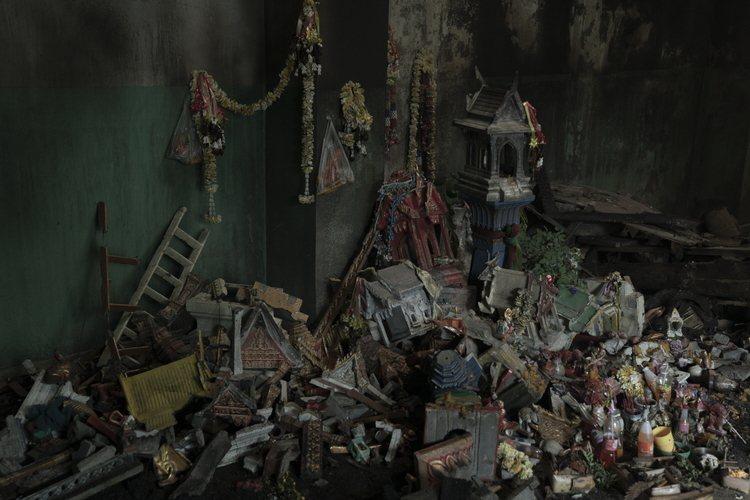 「薩滿」25日全台上映。圖/車庫提供