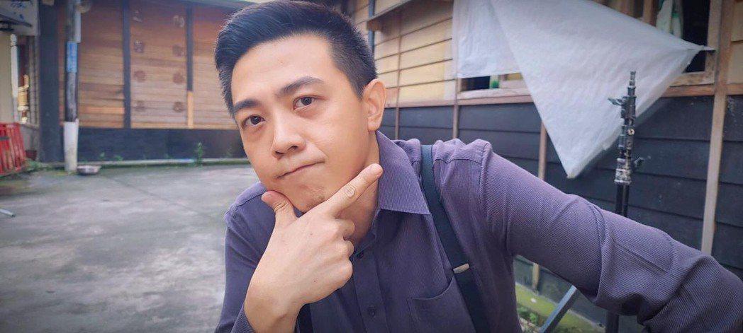 廖錦德控訴拍完戲酬勞一毛錢沒拿到。圖/摘自臉書