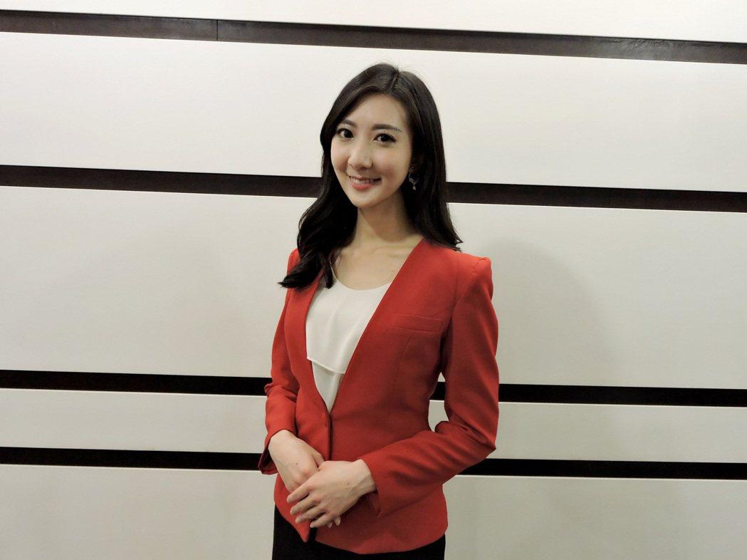 東森財經新聞主播賴妍潔。圖/東森提供