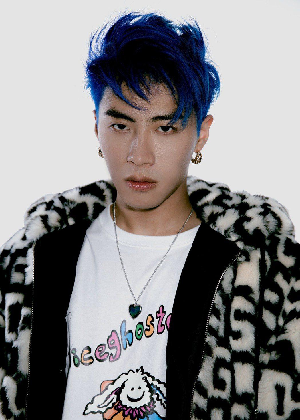 大陸饒舌歌手ICE早於2019年就與王嘉爾合作歌曲「Red」,引起大眾好評。圖/...