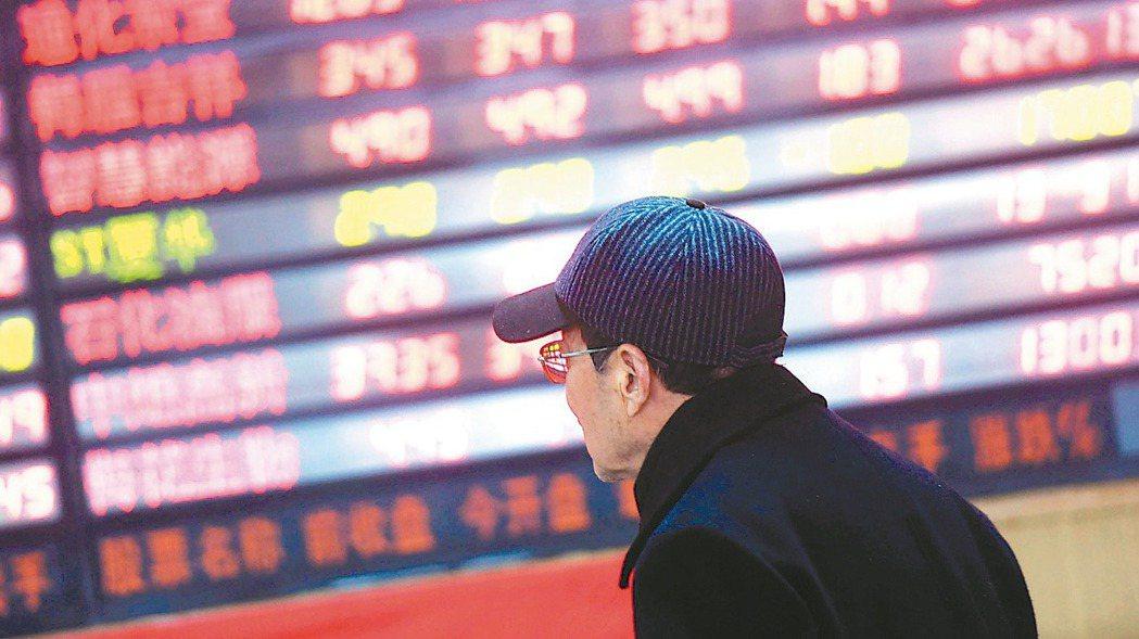 投信法人建議,中國政策支持產業股可逢低進場。 (新華社)