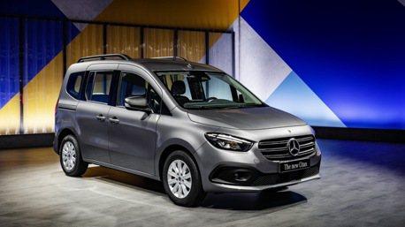工作生活好幫手 新世代Mercedes-Benz小型商用車系Citan發表