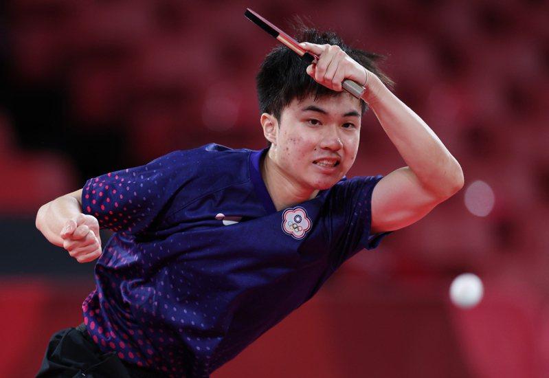 剛滿20歲的林昀儒實力備受肯定。 聯合報系資料照/記者余承翰攝影