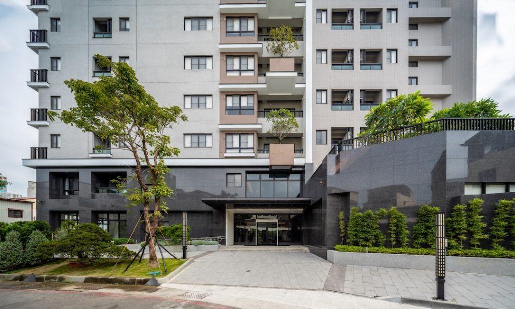 俊傑館全齡養生宅費用以台南市民來說絕對高標 圖/長照銀髮住宅觀察站