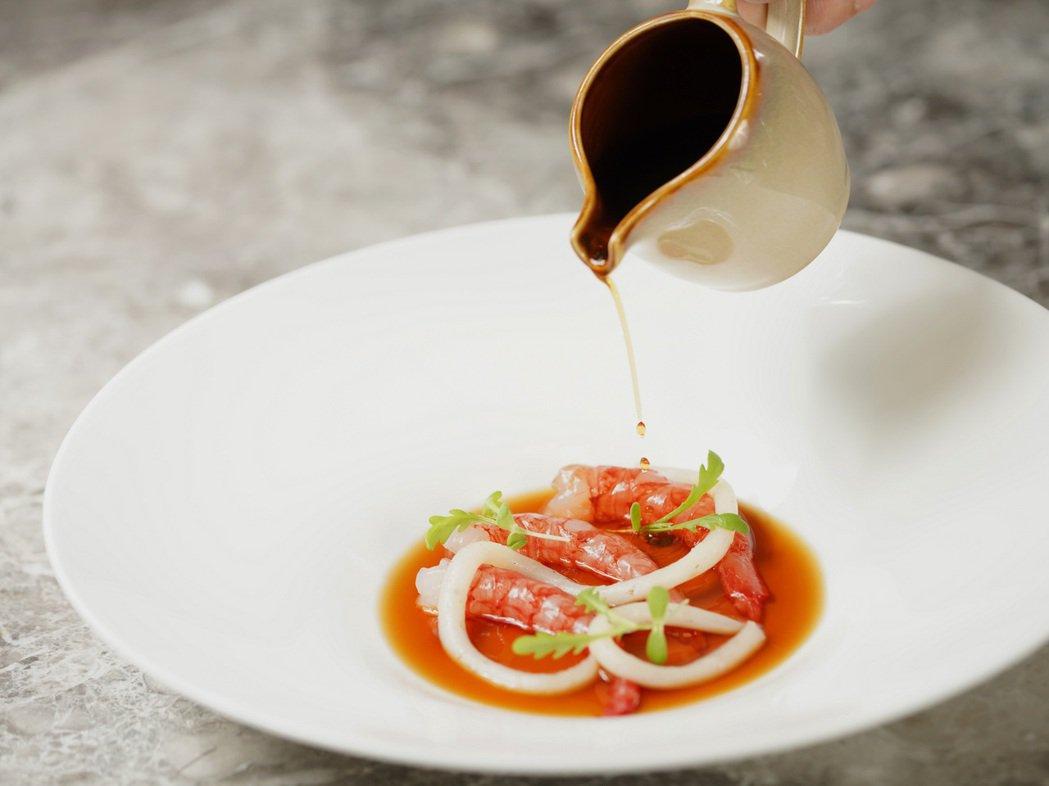 「蘭」餐廳是去年被公認的遺珠之憾。圖/蘭餐廳提供