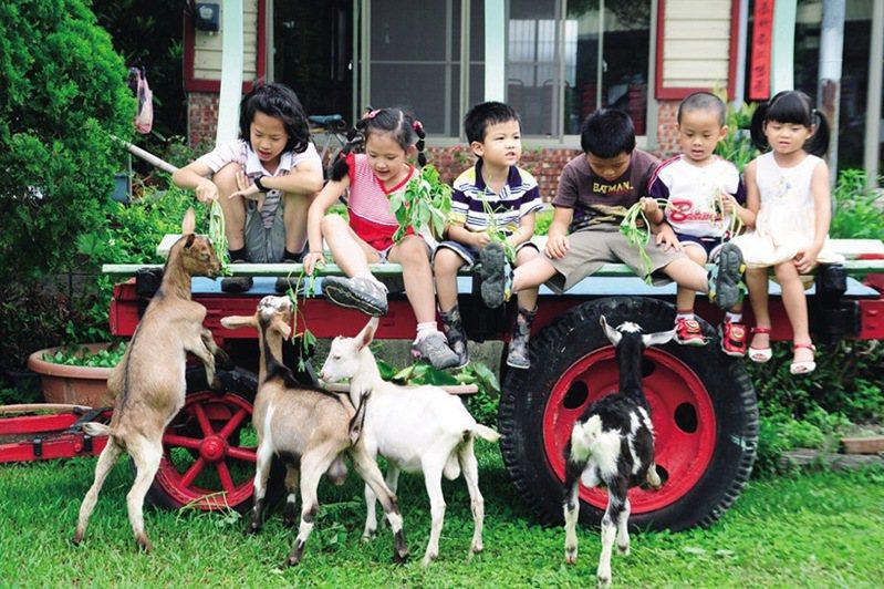 ▲體驗農村生活進行互動學習。  圖:台灣休閒農業發展協會/提供