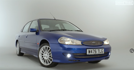 影/翻新中古車Ford Mondeo ST200 這傢伙還能跑出當年的極速嗎?