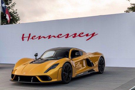 理論極速可達500km/h!Hennessey Venom F5已經賣光啦