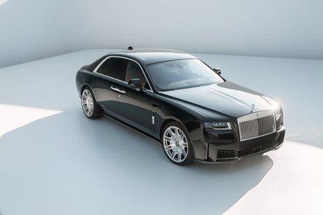 鎖定Rolls-Royce Ghost客群! Spofec推出升級套件