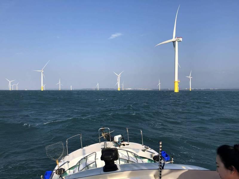 離岸風電風場興建進度大延遲,二○二三年以前預計要發電的風場,都將比原期程晚至少一年,問題也接踵而至。圖/航港局提供