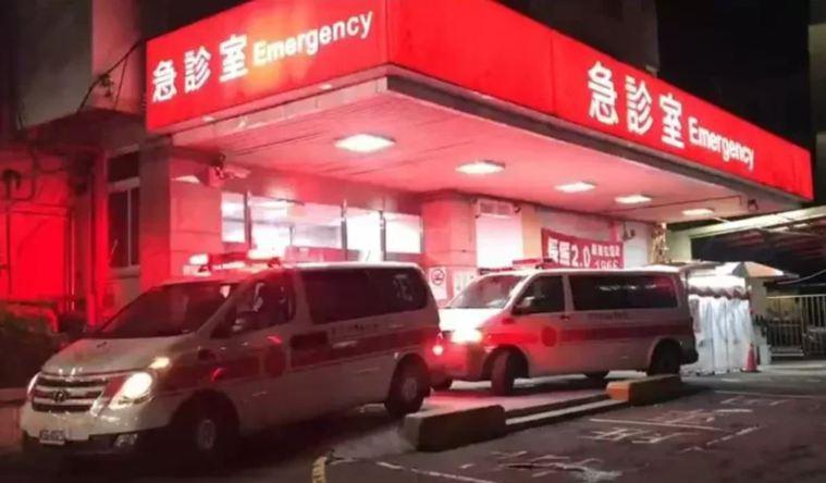 救護車緊急送醫該如何挑選適當醫院?記者邱瑞杰/翻攝