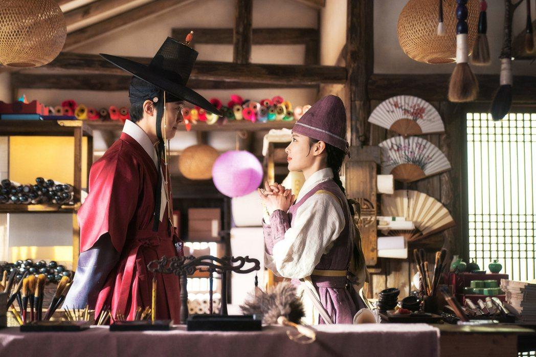 「紅天機」是浪漫唯美的古裝大戲。圖/friDay影音提供