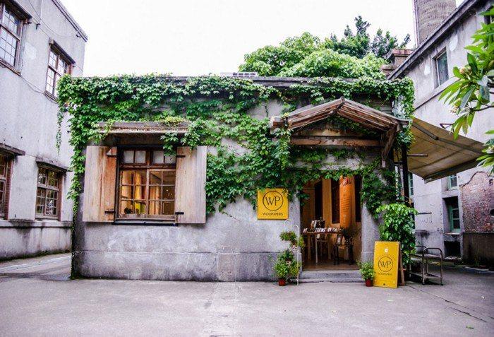 蕪蕪紙創曾於華山藝術中心設置快閃店,讓更多人能加入環保行列。 圖/ 蕪蕪紙創提供