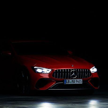 超過800匹的賓士插電猛獸即將出閘 全新Mercedes-AMG GT 73 e 4-Door Coupe九月正式發表!
