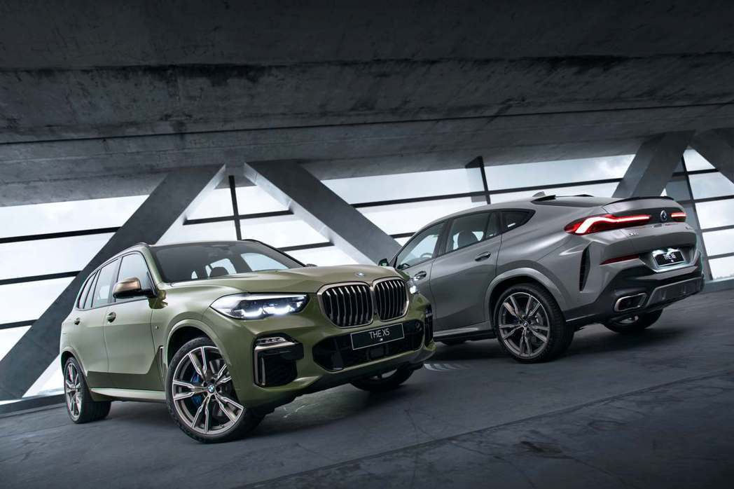 全新BMW X5 M50i / X6 M50i Individual Editi...