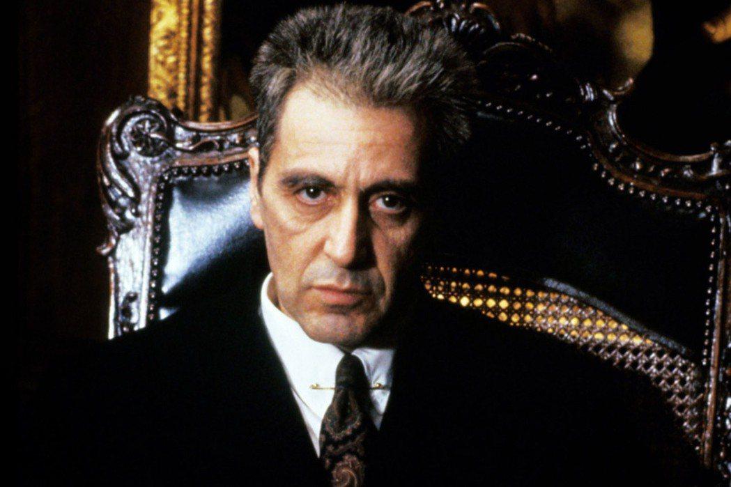 艾爾帕西諾回歸「教父第三集」,酬勞讓老夥伴眼紅。圖/摘自imdb
