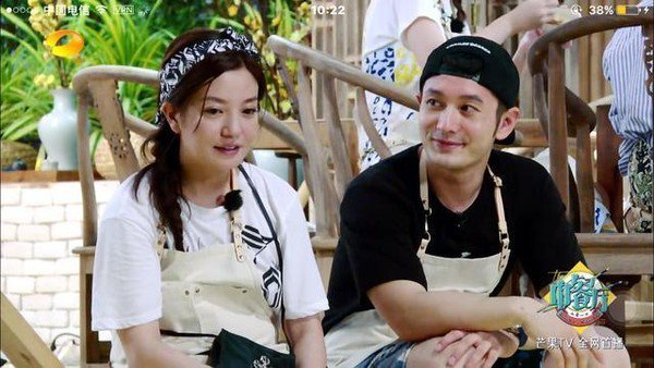 黃曉明、趙薇是多年好友。圖/摘自微博