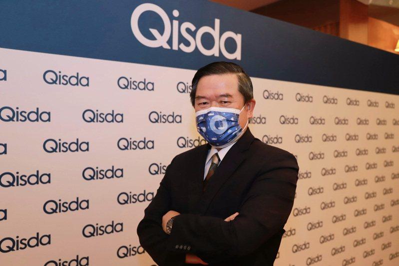 佳世達今日舉辦股東會,由佳世達董事長陳其宏主持。謝艾莉/攝影