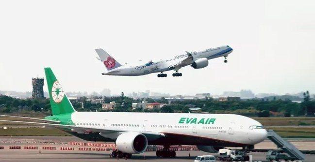 桃園機場公司現行分配由華航進駐第三航廈,長榮在第二航廈、星宇在第一航廈,但長榮、星宇航空也有意爭取在第三航廈營運。圖/聯合報系資料照片