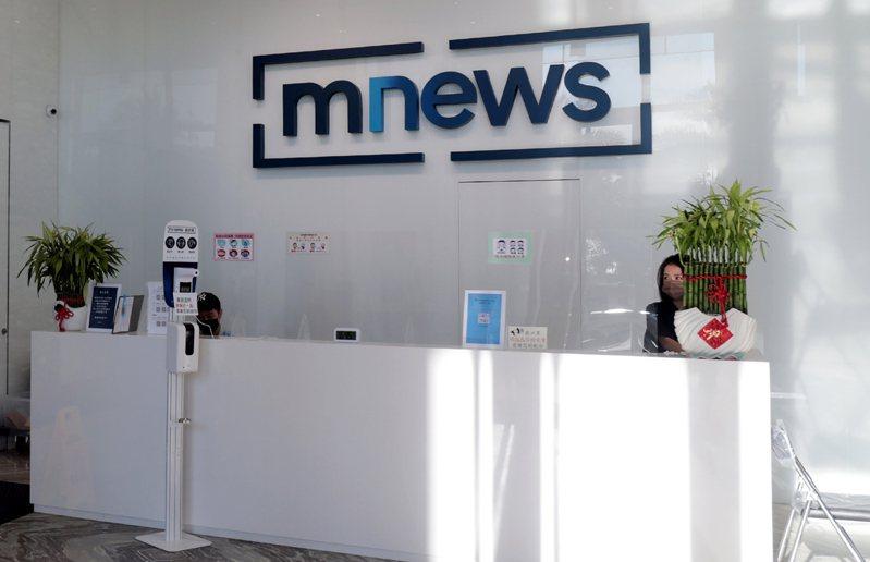 業界觀察,NCC已多年沒發出新聞台執照,勢必審慎,而申請路上已走了500多天的鏡電視(圖),未來至少仍存有四大關卡要過。圖/聯合報系資料照片