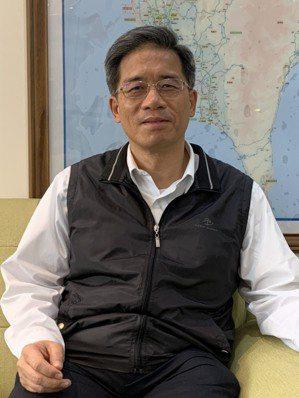 交通部高速公路局局長趙興華。記者楊文琪/攝影