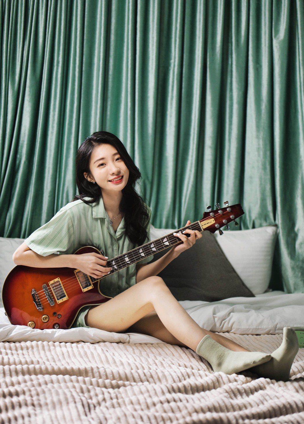 陳華推出單曲作為自己生日禮物。圖/鮪魚肚影音提供