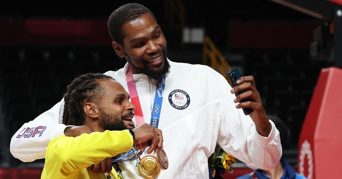 杜兰特篮球经坚定信心 米尔斯来篮网靠马刺熟人
