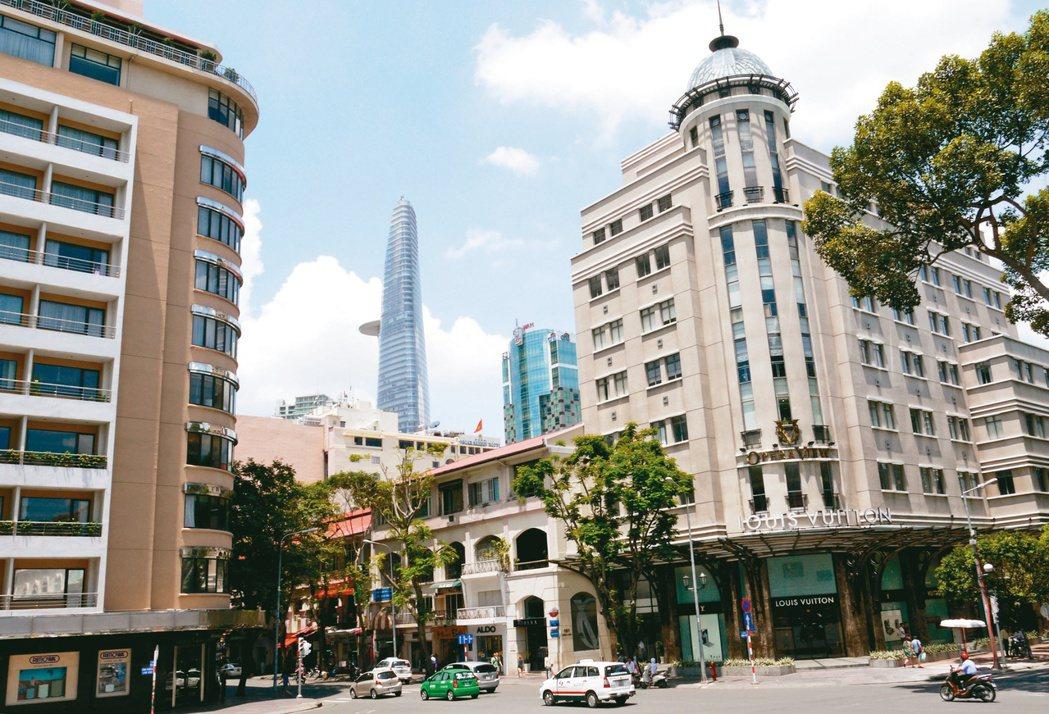 越南總體經濟量能及年輕人口眾多等優勢,推升越南不動產市場動能。(本報系資料庫)