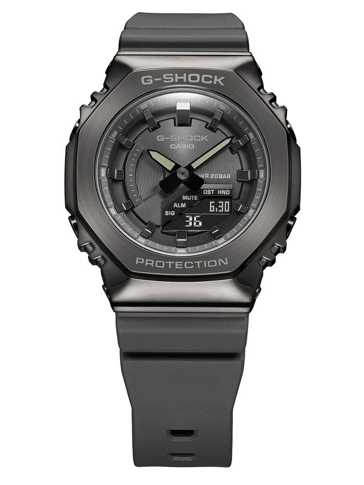 G-Shock GM-S2100B-8A腕表6,500元。圖/Casio提供