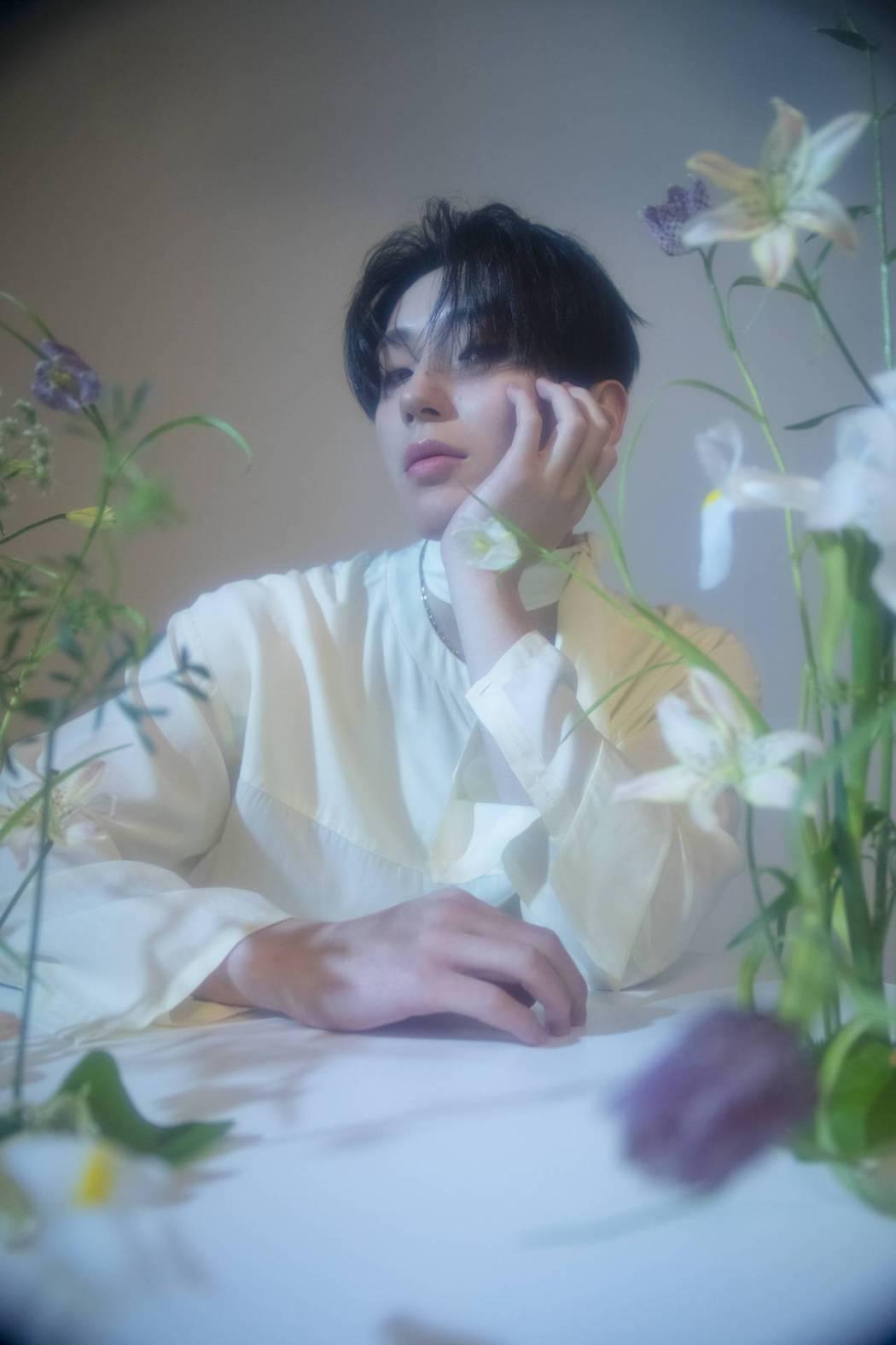 文鐘業參與了自己的首張迷你專輯「US」作詞、作曲。圖/ CL Creative ...