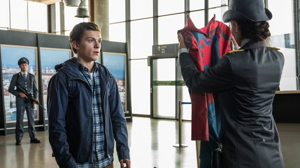 現任「蜘蛛人」湯姆霍蘭德頗受年輕觀眾喜愛。圖/摘自imdb