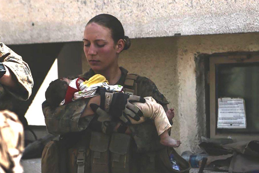 罹難美軍之一的Nicole Gee。 圖/美聯社