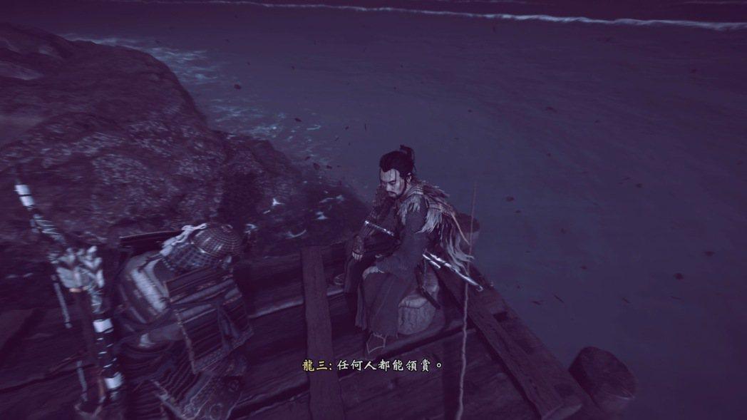 被多年的朋友龍三背叛的痛苦,也化成仁心中揮之不去的心魔