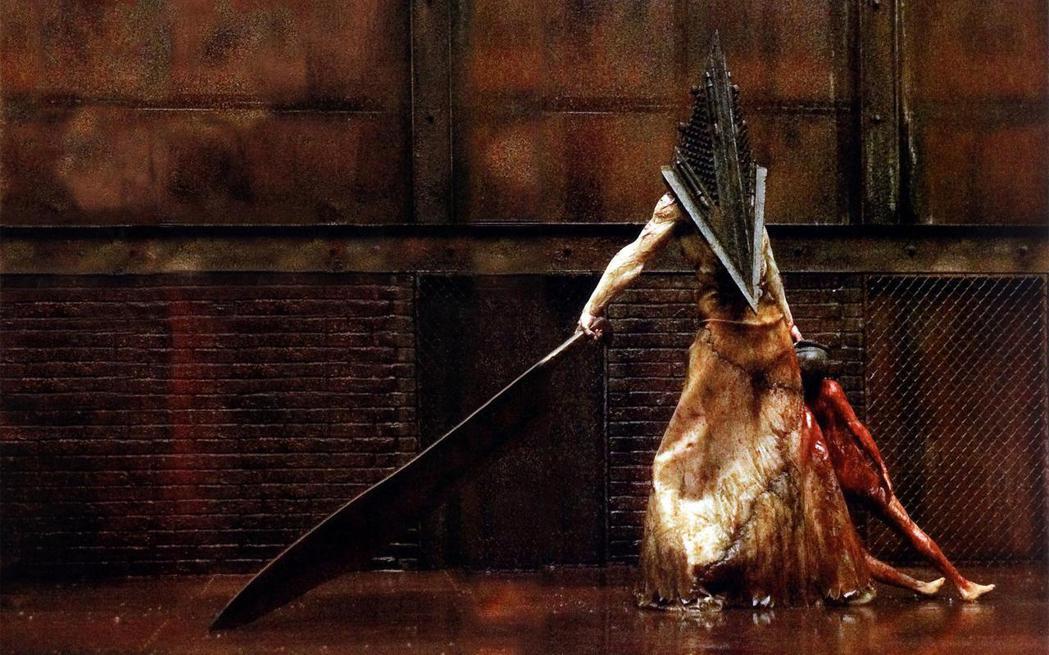 痛苦的代言者、自我審判的化身,三角頭的象徵意義為恐怖遊戲帶來新視野
