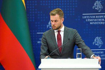 對中共惡意施壓說不!台美民主陣營應團結力挺立陶宛